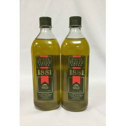 Olive extra vierge . 1881. 1 Litre