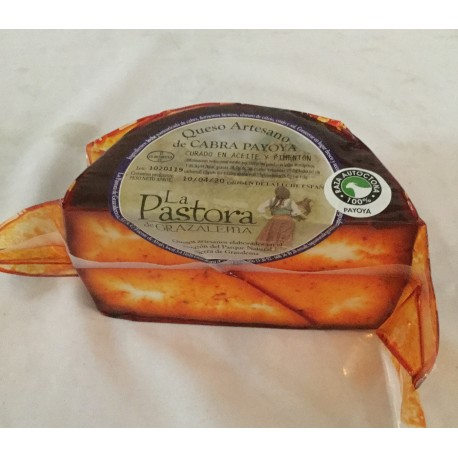 "CHEESE PAYOYO OF HOT GOAT ""LA PASTORA"""