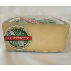 "OLD SHEEP'S CHEESE ""MANCHENIETO"""