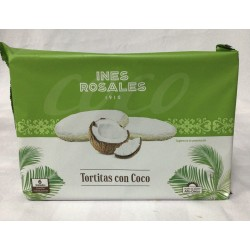 CAKES WITH COCONUT 'INÉS ROSALES'